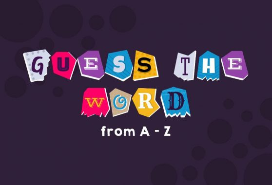 Guess the Word: From A - Z