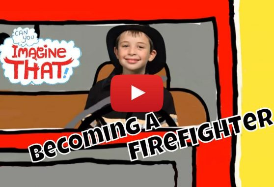 RADICAL JR.: I Want To Be A Firefighter - Kids Dream Jobs