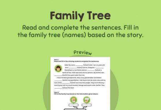 Language - Family tree