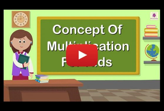 Periwinkle: Concept of Multiplication for Kids