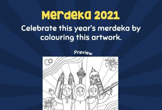 Art - Merdeka 2021