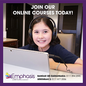 Online English Courses @ Emphasis English Academy