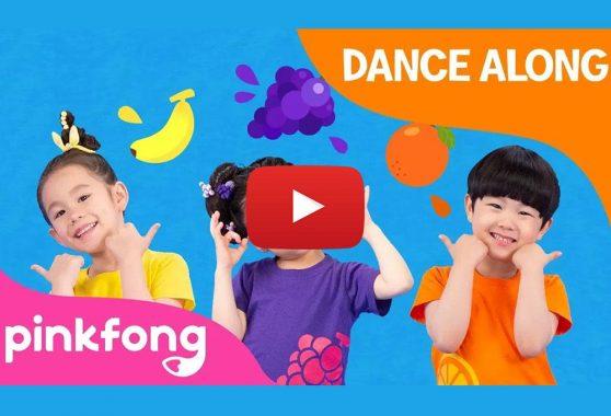 Pinkfong! Kids' Songs & Stories: Fruit Juice | Shake Shake Shake It