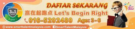 Smart Talent, Ipoh, Perak