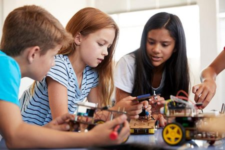 The Benefits of Teaching Coding to Children with Autism