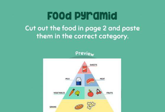Science - Food Pyramid