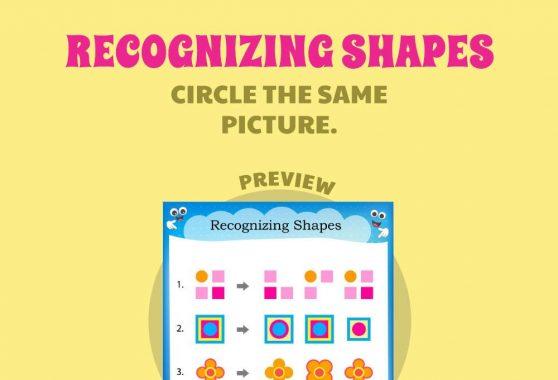 Logic & Puzzles - Recognizing Shapes
