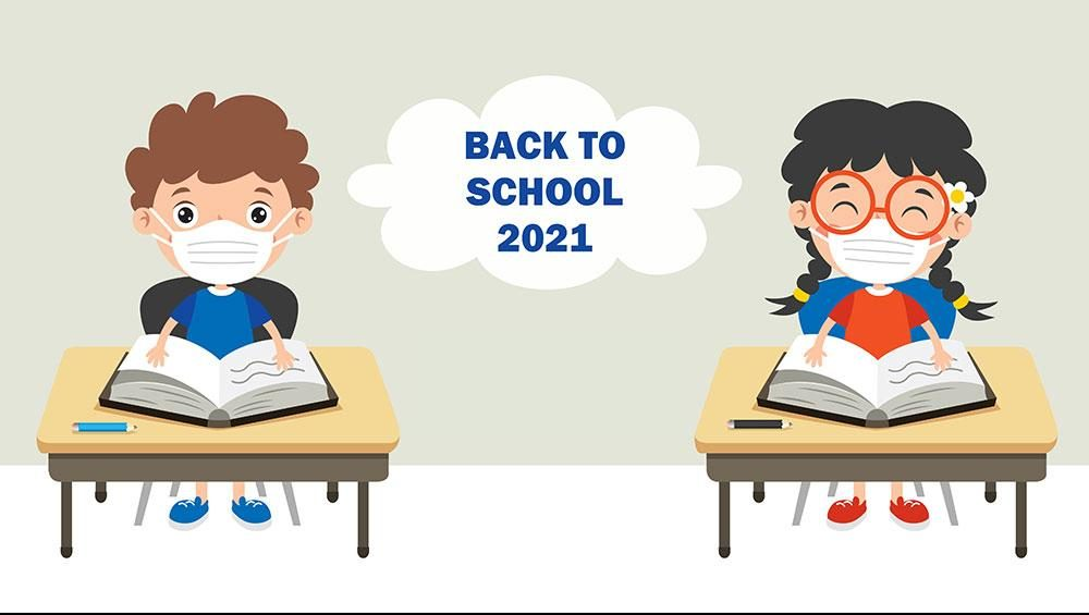 Back to School 2021: An Updated Guide to Covid-Proof Your School (Infographics)