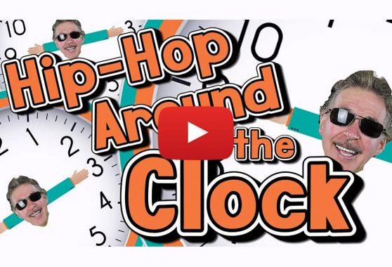 Jack Hartmann Kids Music Channel: Hip-Hop Around the Clock