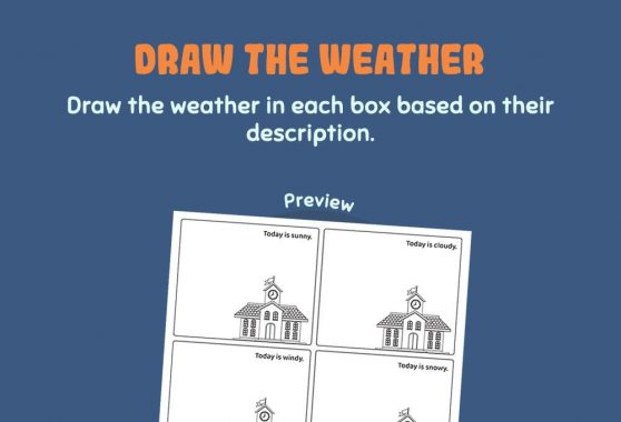 Science - Draw the Weather