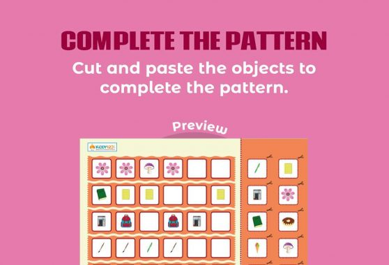 Logic & Puzzles - Complete The Pattern