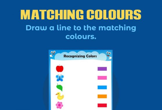 Logic & Puzzles - Matching Colours
