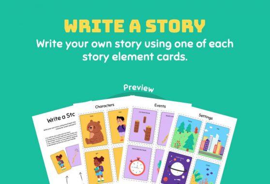 Language - Write a Story