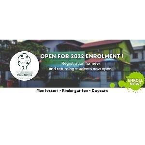 10.10 Promotion for New Enrollment @ Knowledge Tree Montessori