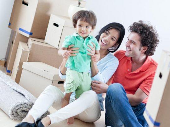 Raising a Child Abroad